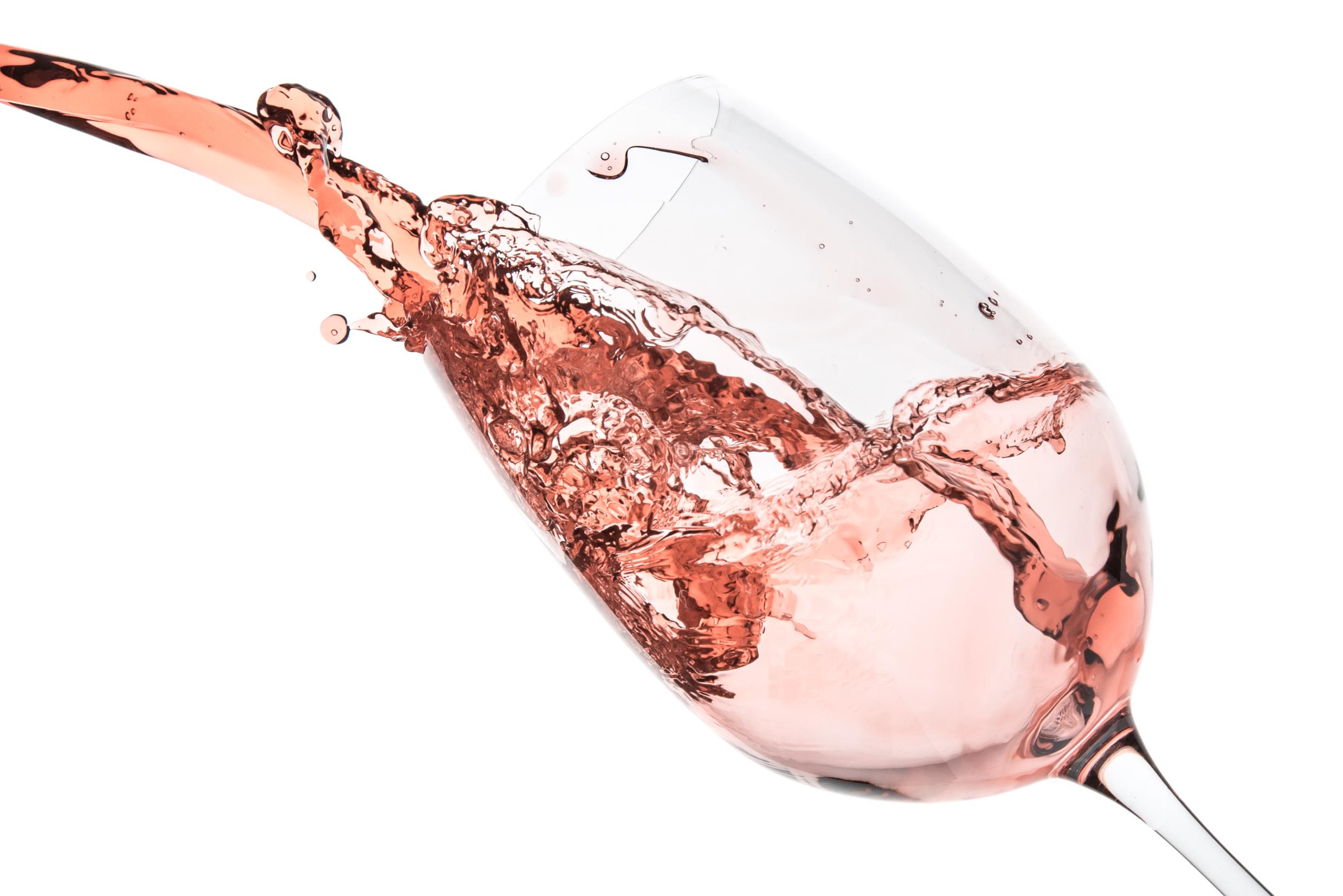 """Zo wordt rosé wijn gemaakt, uit de e-learning """"Ik weet wat van wijn"""""""