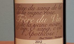 Frère du Vin