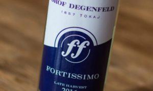 Grof Degenfeld Late Harvest Fortissimo
