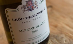 Grof Degenfeld Tokaji Muscat Blanc 2015