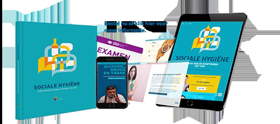 Cursus sociale hygiëne incl. examen voor SVH certificaat. Bestel nu via www.fhkn.nl voor slechts € 198,00